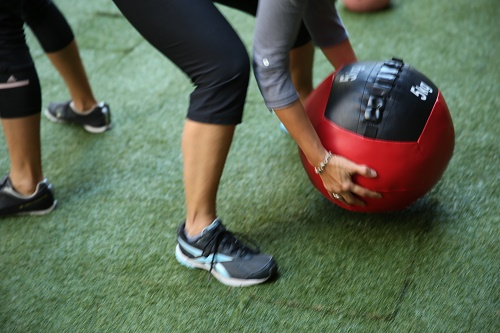 Fitness through learning movement patterns