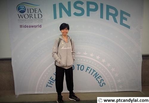 2015 IDEA國際健體展覽後記(上)