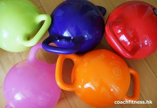 健體新兵器摇擺水球