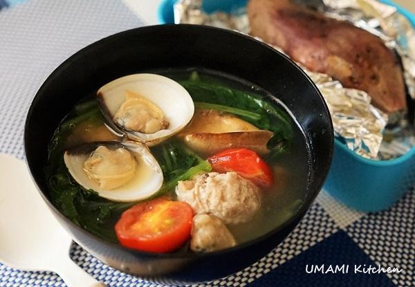 雞肝肉丸補鐵湯
