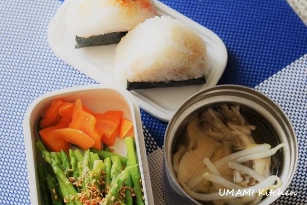 蘿蔔糕泡菜飯團