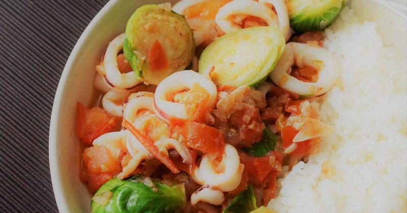 茄粒魷魚圈