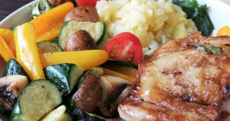 斯洛文尼亞家庭式薯蓉